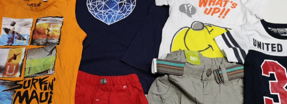 Second hand clothes for Women, Men and Kids